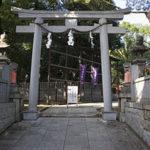 山阪神社祭礼・神輿巡行