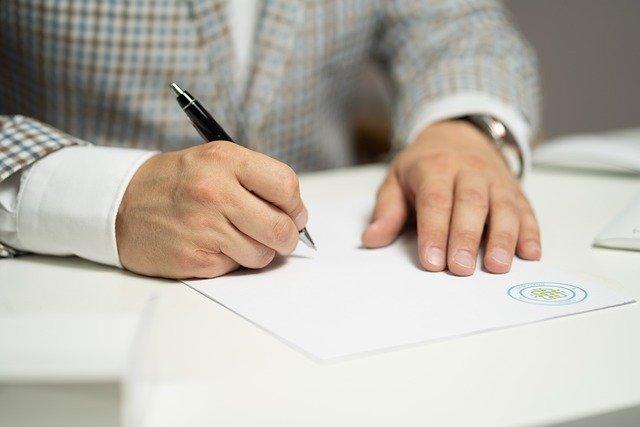 契約書でチェックする項目